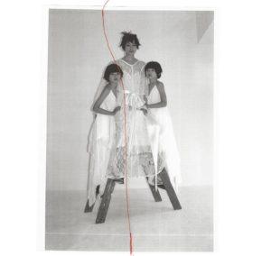 太田莉菜と娘の画像