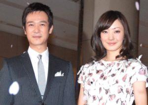 菅野美穂と堺雅人夫妻の画像