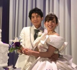 市野瀬瞳の結婚式画像