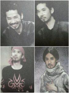 手塚とおるの髭画像