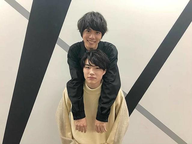 細田佳央太と福崎那由他の画像
