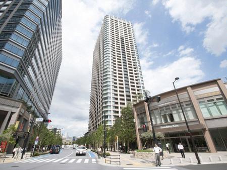 パークシティ大崎ザ・タワーの画像