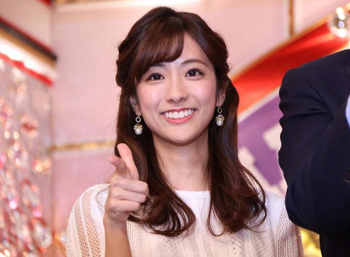 田村真子アナウンサーの画像