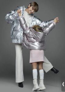 山田優と娘の画像