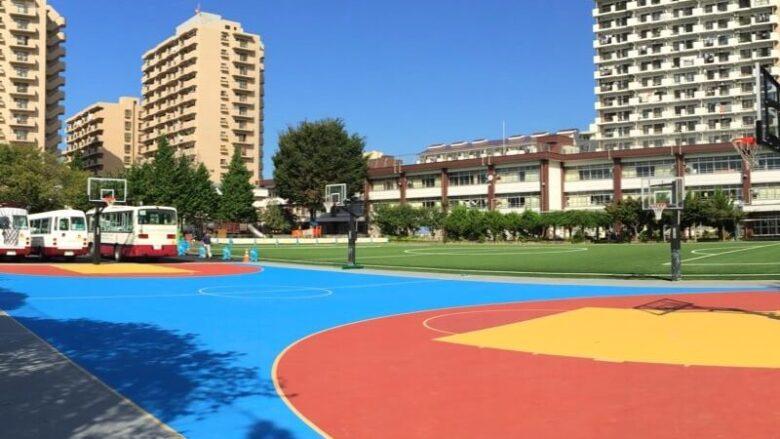 アオバジャパンインターナショナルスクールの画像