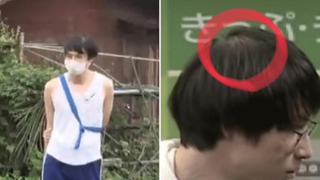 空気階段かたまりの髪の画像
