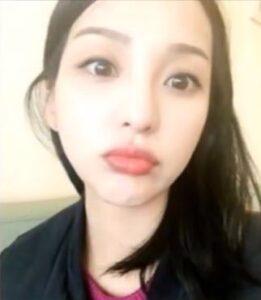 キムナムジュンの妹の画像