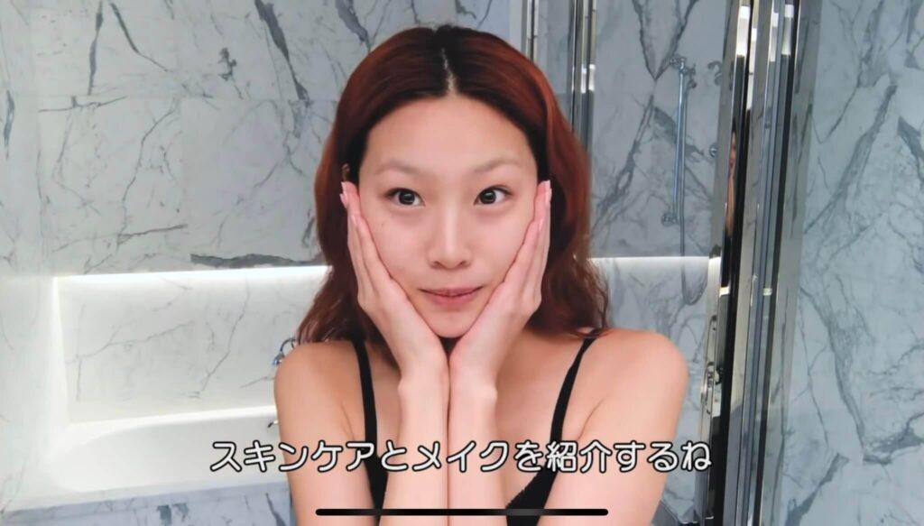 チョンホヨンのすっぴん画像