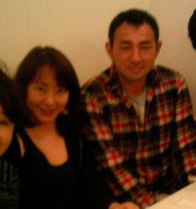 長谷川健太と嫁の画像